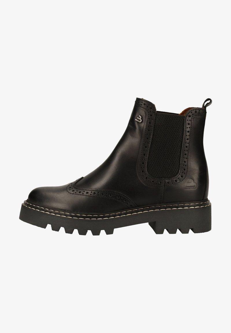 Bullboxer - Platform ankle boots - schwarz