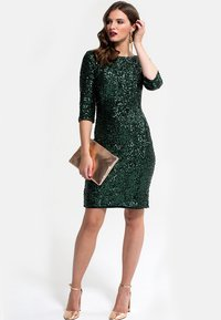 HotSquash - Cocktail dress / Party dress - green - 1