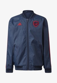 adidas Performance - ARSENAL ANTHEM JACKET - Club wear - blue - 0