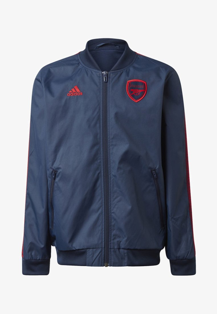 adidas Performance - ARSENAL ANTHEM JACKET - Club wear - blue