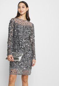 Lace & Beads - LENA MINI - Cocktail dress / Party dress - grau - 4