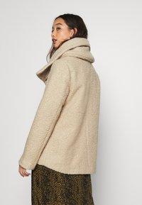 JDY - JDYSONYA SHORT JACKET - Winter jacket - cement - 2