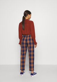 Missguided Petite - Trousers - navy - 2