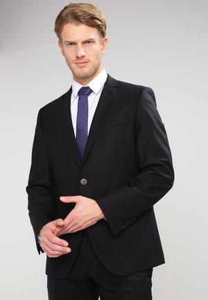 FLEXCITY-STRETCH SLIM FIT - Kostym - schwarz
