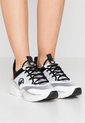 CHARLIE TRAINER - Zapatillas - optic white/multicolor