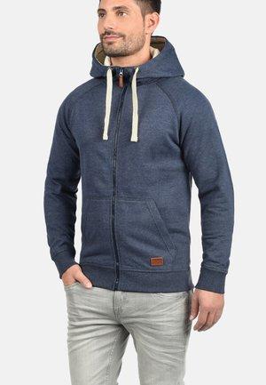 SPEEDY - Zip-up hoodie - navy