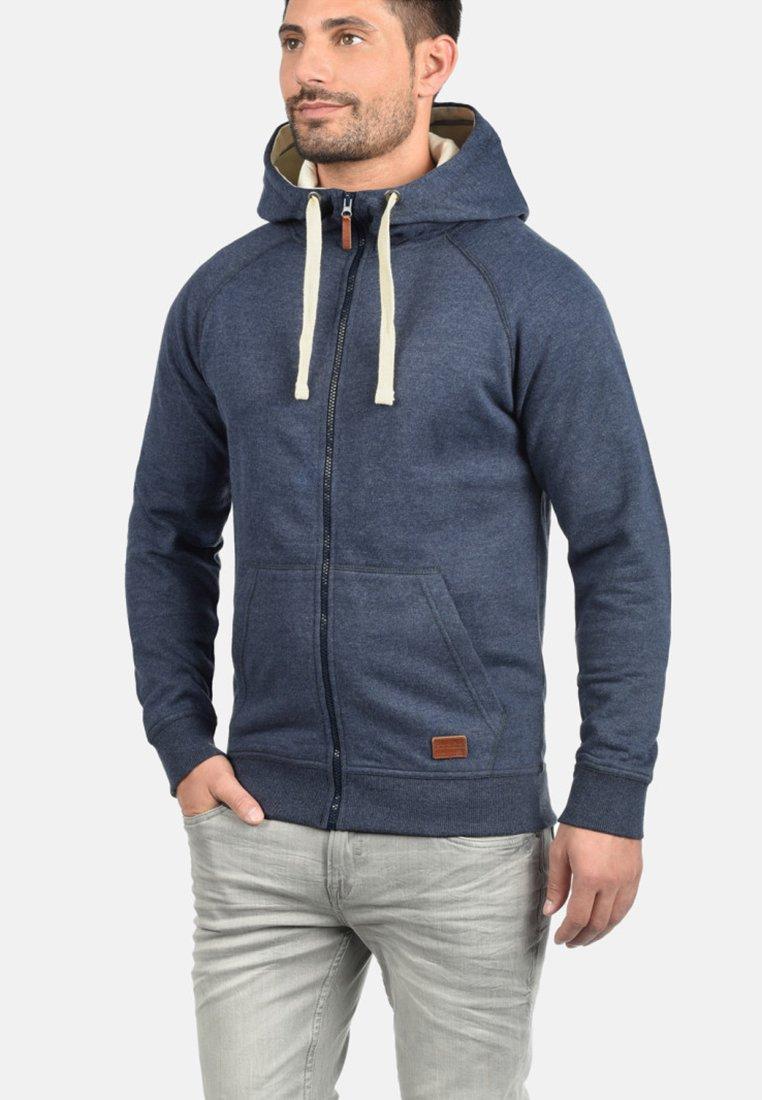 Blend - SPEEDY - Zip-up hoodie - navy