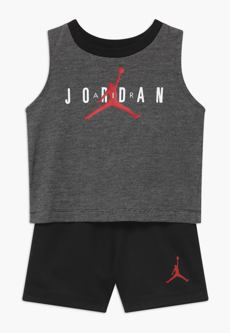 Jordan - HALF COURT MUSCLE SET - Sportovní kraťasy - black
