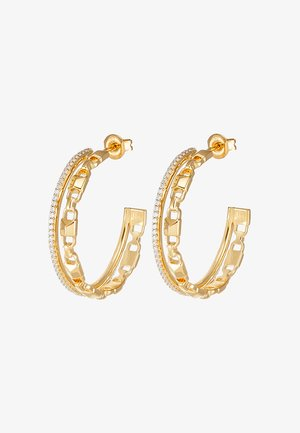 POLISHED - Earrings - gold-coloured