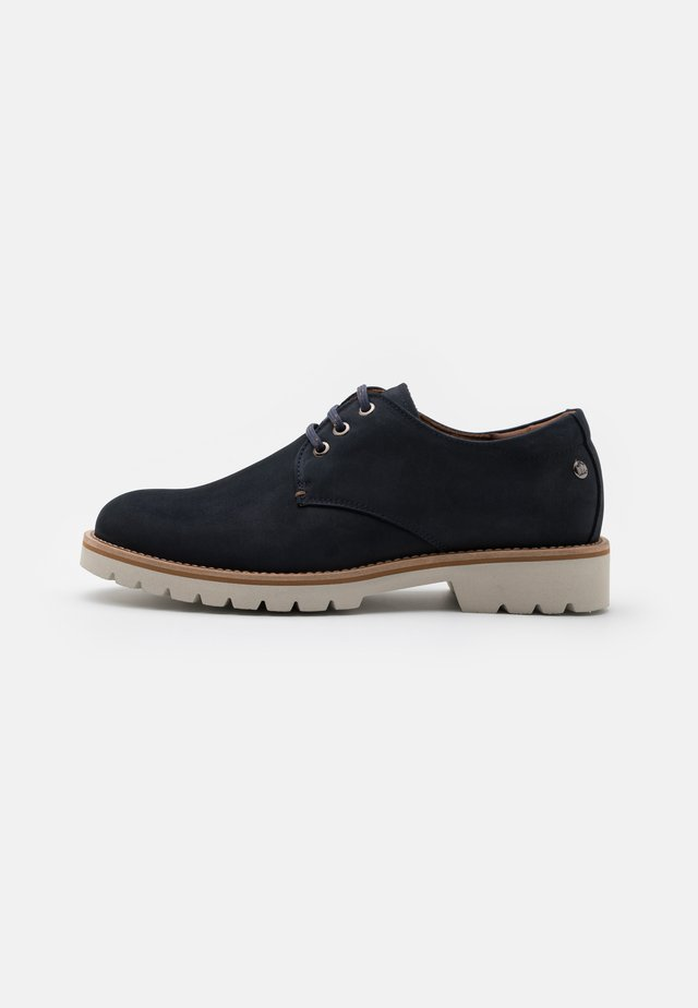 KALVIN - Derbies - marino/navy
