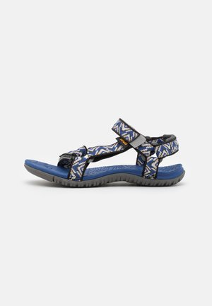 HURRICANE 3 UNISEX - Walking sandals - balboa sodalite blue