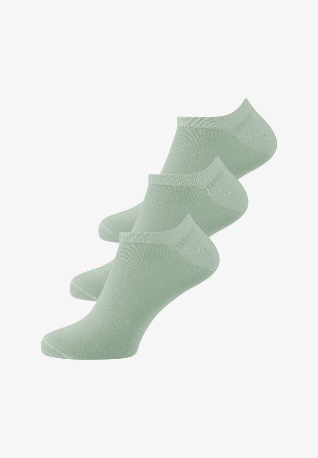 3 PACK - Strumpor - grün
