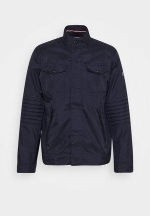 UTILITY JACKET - Summer jacket - blue