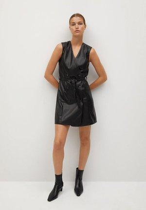 SUTI - Day dress - schwarz
