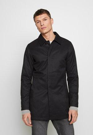 LEISTER  - Halflange jas - black