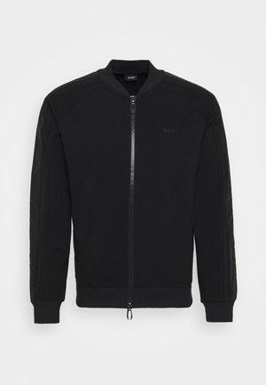 SAMIR - Training jacket - black