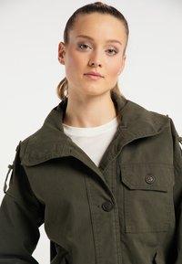 DreiMaster - Light jacket - dunkeloliv - 3