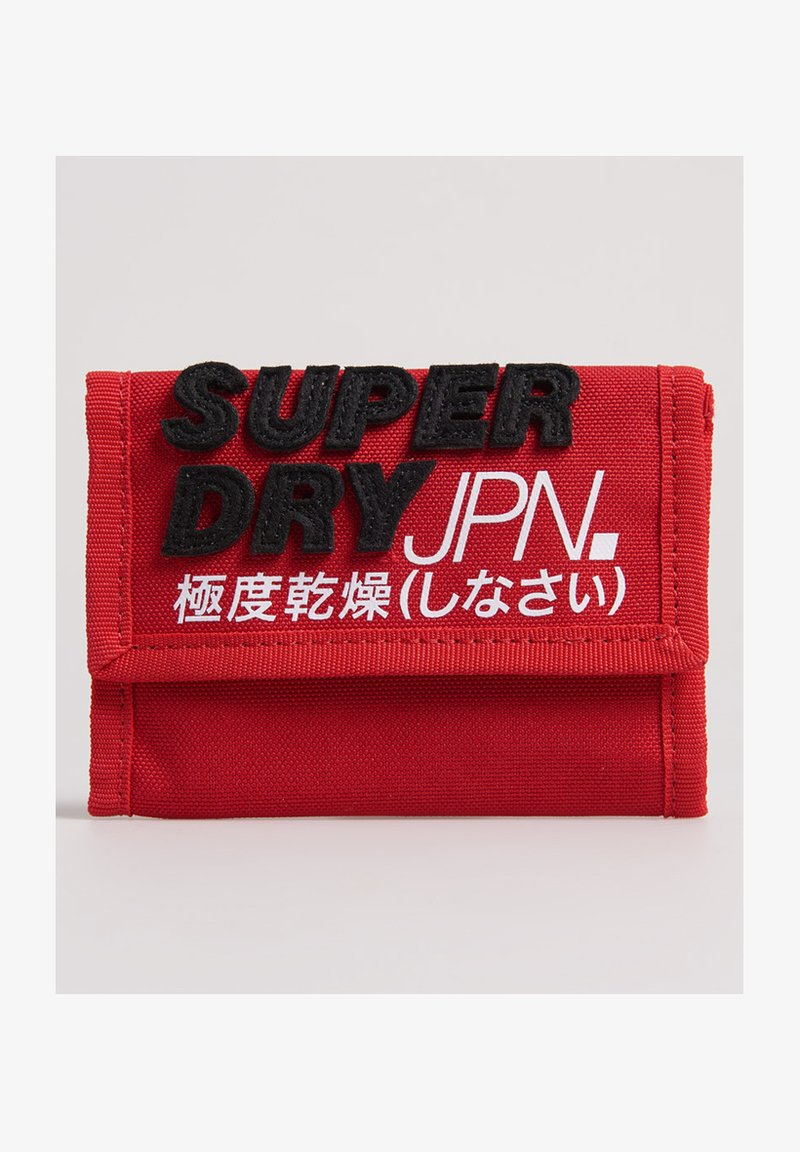 Superdry - Wallet - red