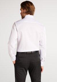 Eterna - FITTED WAIST - Shirt - white - 1