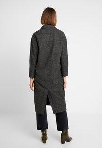 Neuw - HARLEM COAT - Classic coat - black/grey - 2