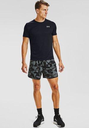 LAUNCH SW 5'' - Sports shorts - black