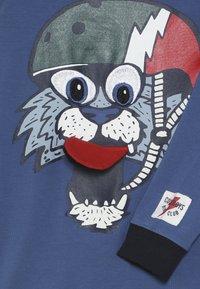 Name it - NMMLIAMBERT - Langærmede T-shirts - dutch blue - 3