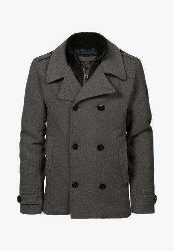 CABAN - Down coat - light slate melee