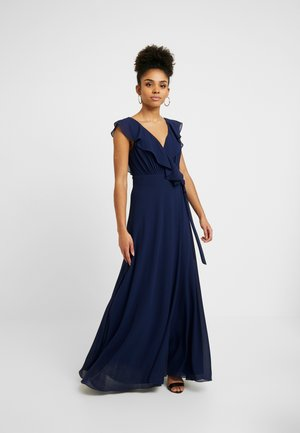 JANEAN MAXI WRAP - Occasion wear - navy