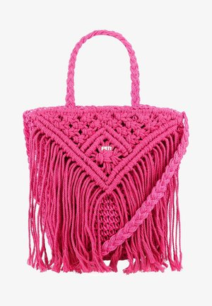 CAIRO - Torba na zakupy - pink