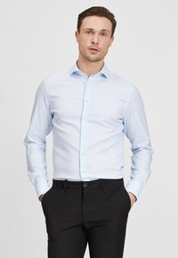 PROFUOMO - SLIM FIT - Shirt - blue - 0