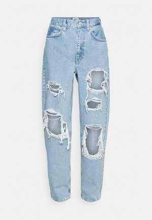 EXTREME DESTROYED MODERN - Relaxed fit jeans - mid vintage