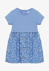 Mango - Day dress - bleu - 0