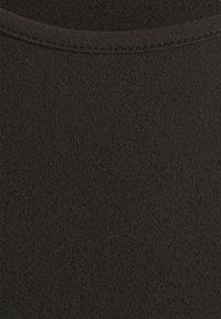 Vila - VIBE SINGLET DRESS 2 PACK - Jersey dress - black/black - 7