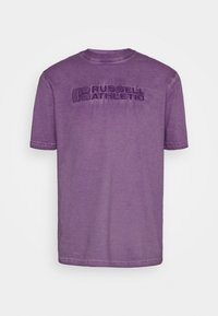Russell Athletic Eagle R - NELSON - Print T-shirt - violet - 5