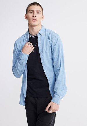 CLASSIC  - Shirt - blue