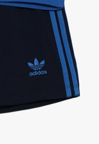 adidas Originals - SHORT TEE SET - Short - blue/collegiate navy/white - 3
