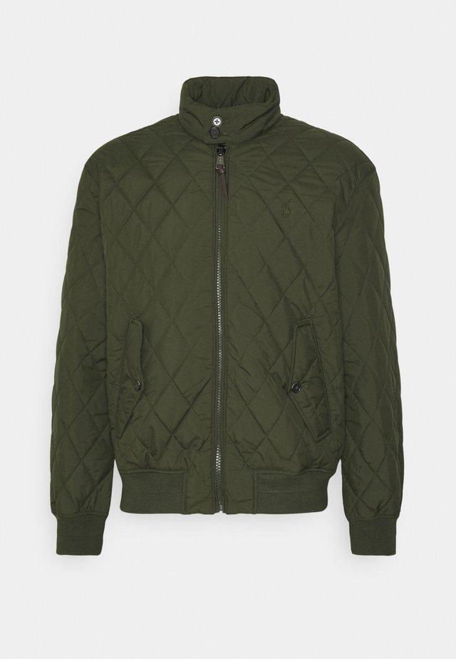 Summer jacket - company olive