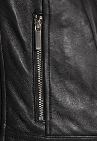 MICHAEL Michael Kors - PONTI COMBO - Leather jacket - black - 5