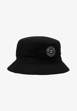 OATH BUCKET - Klobouk - black