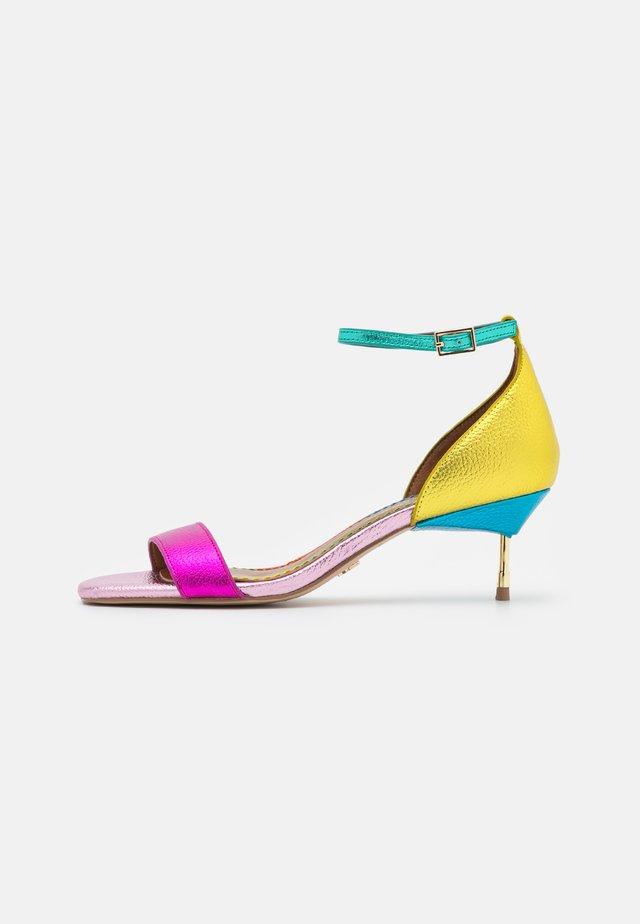 BIRCHIN - Sandals - multi-coloured