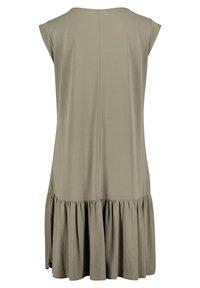 Cartoon - Jersey dress - khaki - 3