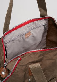 Kipling - ART M - Tote bag - khaki - 6