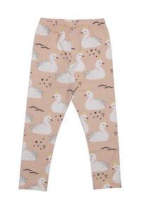 Walkiddy - PRINCESS SWANS - Leggings - Trousers - princess swans - 1