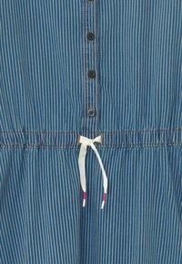 Benetton - ONLINE GIRL - Denim dress - blue denim - 2