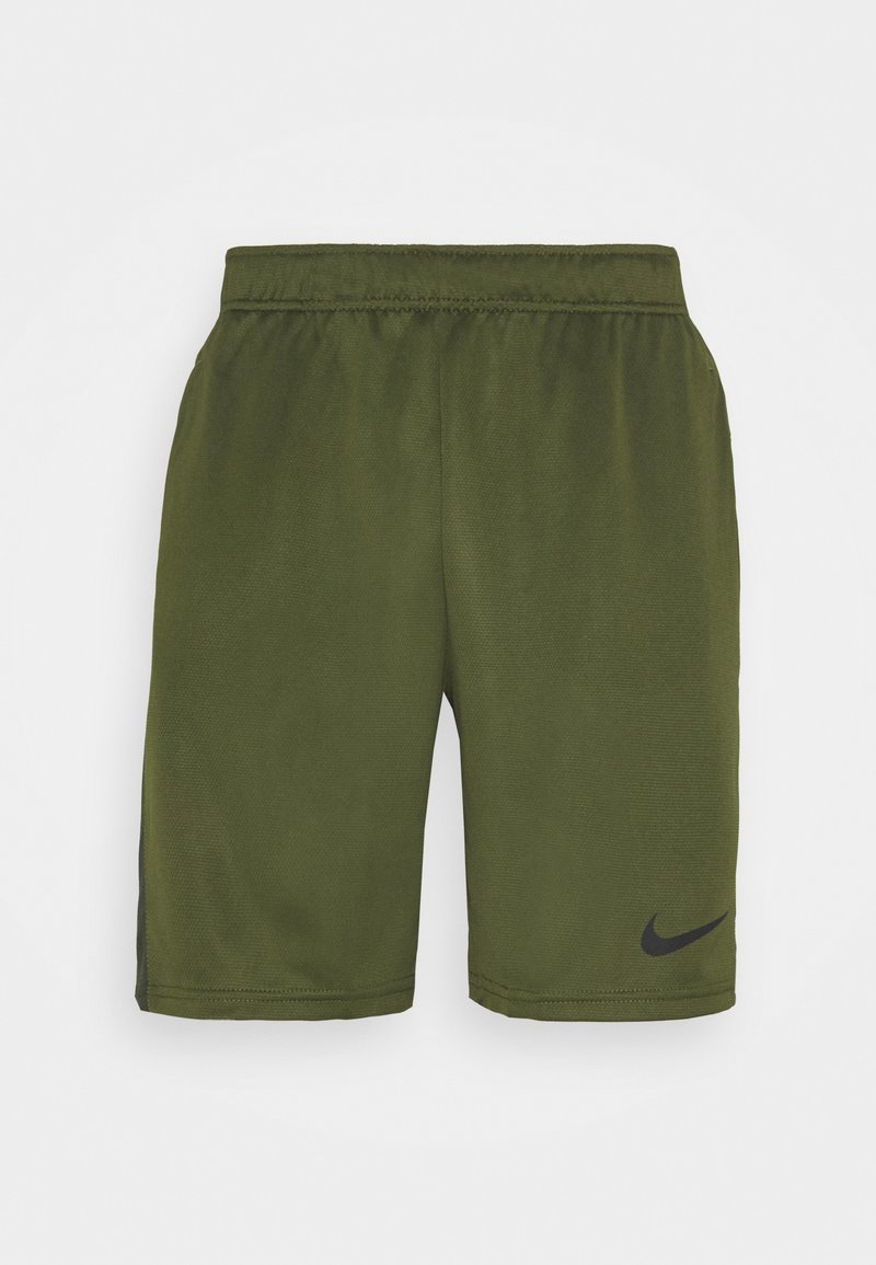 Nike Performance - SHORT TRAIN - Korte sportsbukser - rough green/sequoia/black