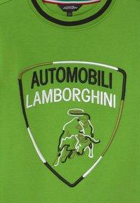 Automobili Lamborghini Kidswear - SHIELD - Sweatshirt - green mantis - 2