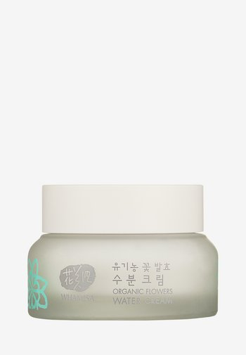 ORGANIC FLOWERS WATER CREAM - Face cream - -