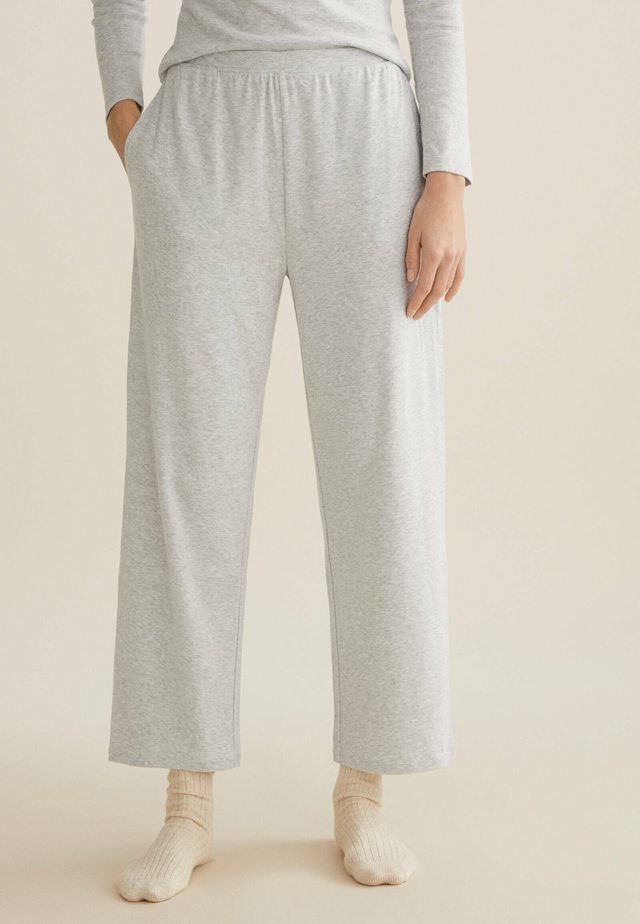 Bas de pyjama - light grey
