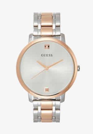 NOVA - Horloge - silver-coloured/rosegold-coloured