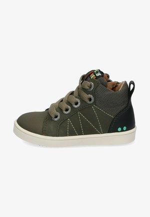 SNEAKERS POL PIT - Sneakers hoog - groen